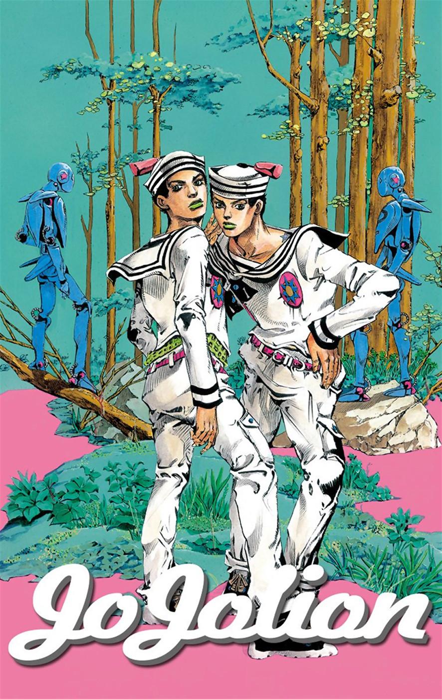 Невероятные Приключения ДжоДжо Часть 8: Джоджолион (цветная версия) 4 - 14 Paisley Park и Born This Way (3)